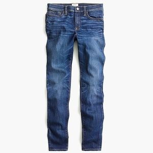 J. Crew Lookout High Rise Skinny in Meyer Wash